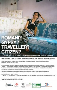 Romani? Gypsy? Traveller? Citizen?