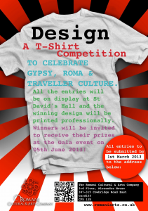 EXCITING FREE OPPORTUNITY TO PARTICIPATE IN A DESIGN-A-T-SHIRT COMPETITION