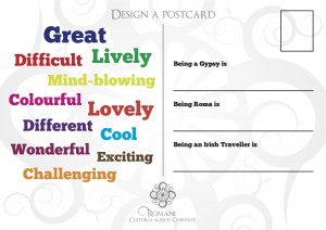 Exciting FREE opportunity to participate in a Design-a-postcard competition