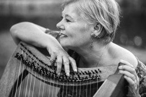 Frances Roberts-Reilly, Filmmaker, Poet, Storyteller & Harpist
