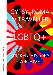 Gypsy, Roma & Traveller LGBTQ+ Spoken History Archive Book