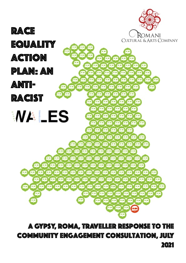 """Featured image for """"Race Equality Action Plan: an anti-racist Wales, Community Engagement Exercise – A Gypsy, Roma, Traveller Response"""""""